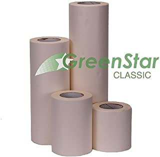 Greenstar 1 Roll 12in x 300ft Application/Transfer Tape, Classic Adhesive - Vinyl Cutter Signs