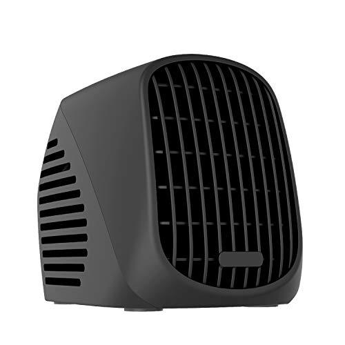 COMLIFE Mini Calefactor Eléctrico Cerámico 500 W