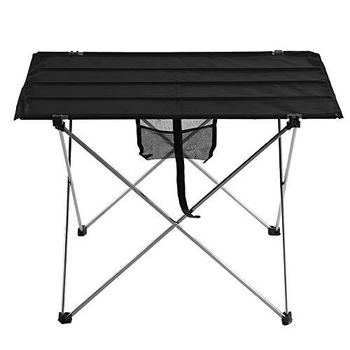 TOPINCN Falten Picknicktisch tragbar BBQ Kompakt Faltbar Roll-Up-Tabelle Barbecue-Schreibtisch Draussen MEHRWEG VERPACKUNG(S)