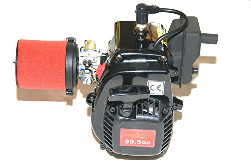XT-Racing 30,5ccm Motor + WALBRO Tuning VERGASER FÜR REELY Carbon/Dune Fighter Breaker AMEWI Spider Pitbull SMARTECH UNO HPI LRP XTC FG Carson 1:5 1:6
