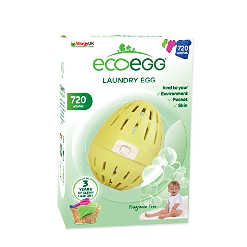 Product Image of the Ecoegg Fragrance Free Laundry Egg