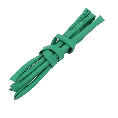 Aexit 1M Länge 3mm Innendurchmesser Polyolefin Isolierter Schrumpfschlauch Draht Grün (e8052c9bd43724a57e08d1ce865fc647)