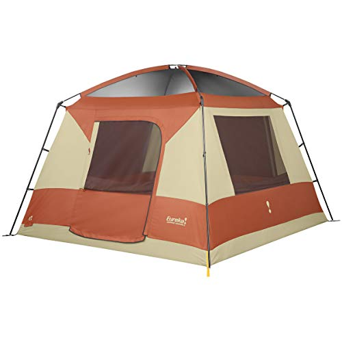 Eureka Copper Canyon 6 Review - Great 3-season, 6 person camping tent and best 6 man tent we tested