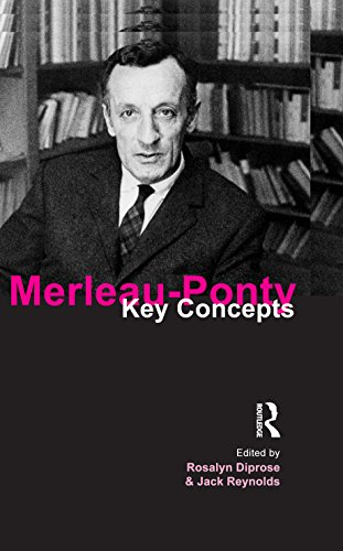 Merleau-Ponty: Key Concepts (English Edition)