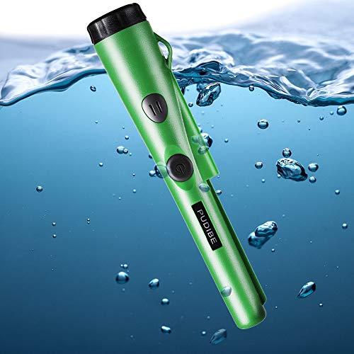 Fully Waterproof Metal Detector Pinpointer -...