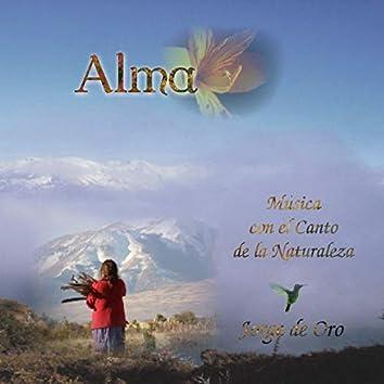 Alma, música con el canto de la naturaleza
