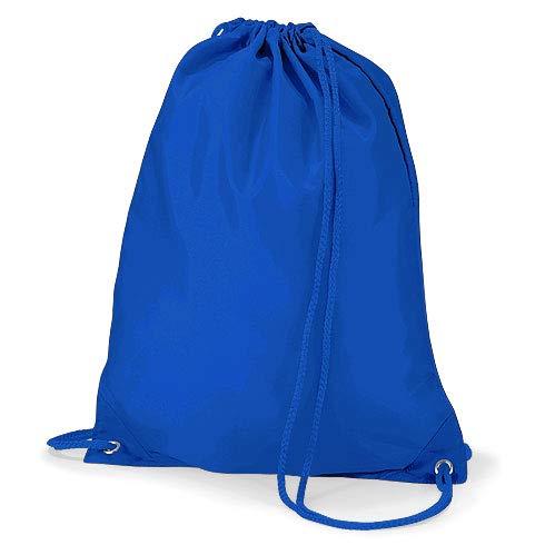 Quadra Hombre qd017roya Gimnasio Saco, Color Azul, Talla única