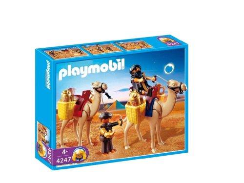 Playmobil Ladrones con Camellos