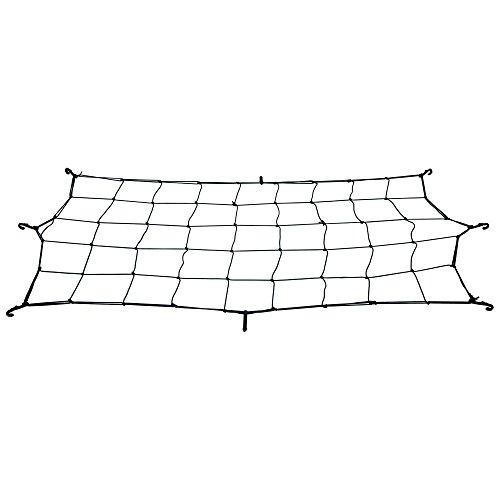 Lucky Bums Utility Sled Cargo Net, Black