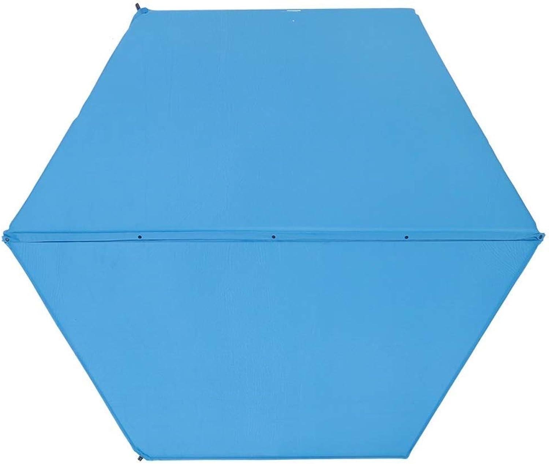 FS Hexagon Moisture Proof Pad, Outdoor Zelt Schlafmatte Dicke Luftmatratze Mittagspause Camping Camping