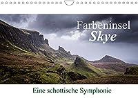 Farbeninsel Skye (Wandkalender 2022 DIN A4 quer): Die schottische Insel Skye ist eine Symphonie der Farben in jeder Saison. (Monatskalender, 14 Seiten )