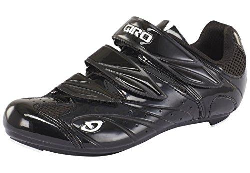 Giro Sante II Damen Rennrad Schuhe schwarz/weiß 2017: Größe: 36