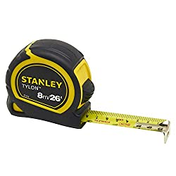 Stanley Pocket Tape 8M 26FT Tape Measure