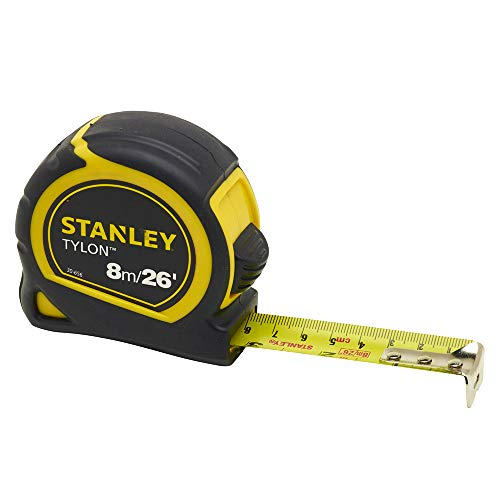 STANLEY Tylon Tape, 8m/26ft