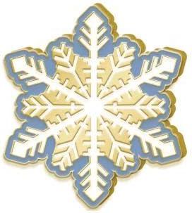 Crown Nashville-Davidson Mall Awards Snowflake Lapel Winter - Pin Max 66% OFF Enamel