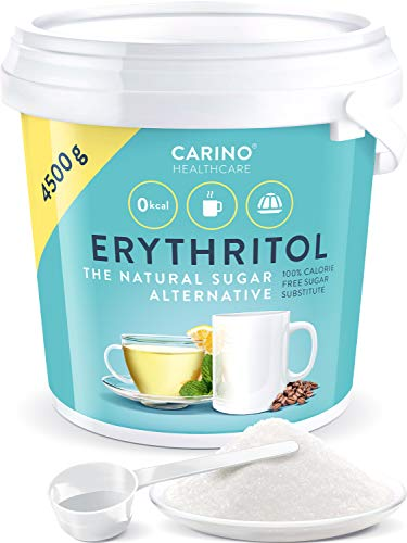Erythritol polvere Sostituto dello zucchero - 4.5 kg