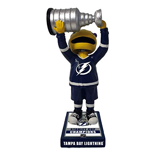 Tampa Bay Lightning ThunderBug Stanley Cup Championship Bobblehead