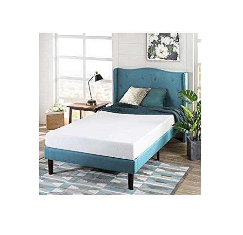 Zinus 6 Inch Green Tea Memory Foam Mattress / CertiPUR-US Certified / Bed-in-a-Box / Pressure Relieving, Twin