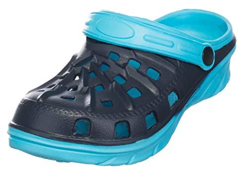 Brandsseller - Zapatillas de estar por casa para niños, color Multicolor, talla 31 EU