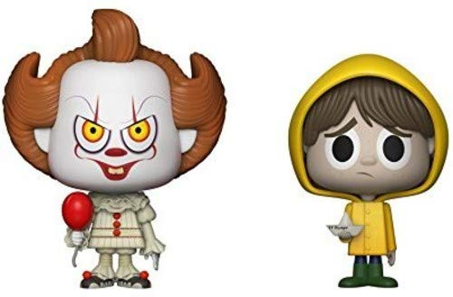 LAST LEVEL Figura VYNL Pack IT Pennywise & Georgie,