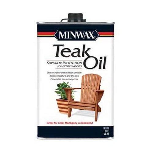 Minwax 67100 Teak Oil, 1 Quart by Minwax