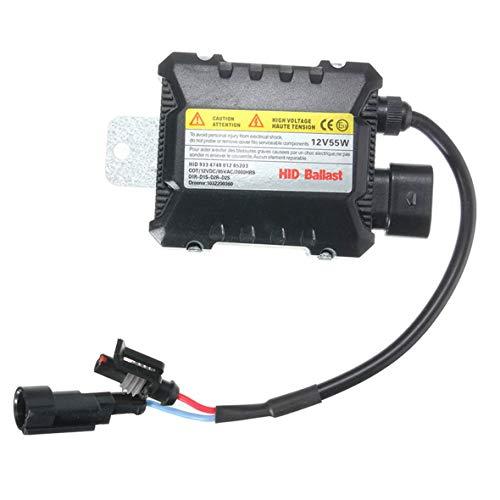 Monlladek 12 V Universal Xenon HID Ersatz Umbausatz Digital DC Vorschaltgerät Für LKW Bus Offroad Traktor Einfache Installation