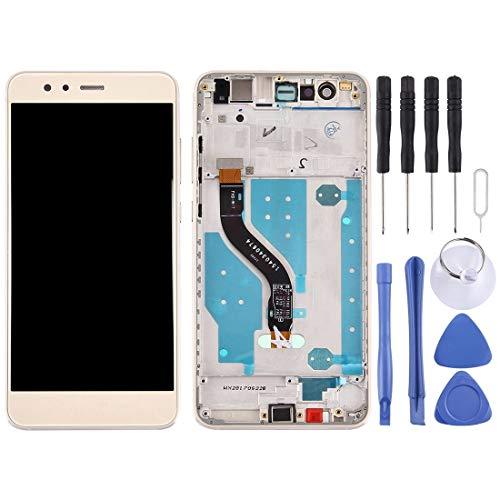 TKTK Mobiele Telefoon Reparatie Onderdelen LCD-scherm Voor Huawei P10 Lite/Nova Lite LCD-scherm en Digitizer Volledige montage met frame (zwart), Goud