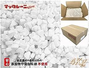 ハートマシュマロ ホワイト 4Kg箱 ( 保存料 卵 不使用 コラーゲン お菓子作り 製菓材料 業務用 BBQ )
