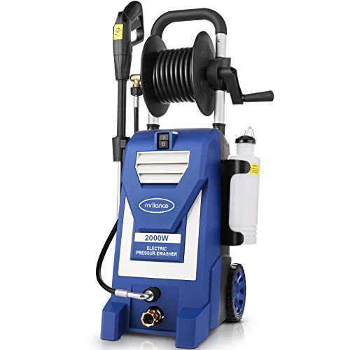 mrliance 3800PSI Electric Pressure Power Washer,...