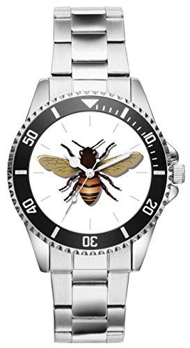Geschenk für Imker Bienen Züchter Freunde Liebhaber Uhr 6160
