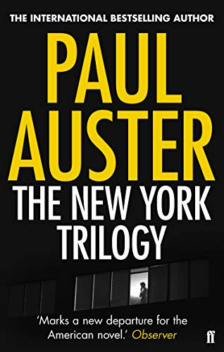 The New York Trilogy (English Edition) eBook: Auster, Paul: Amazon ...