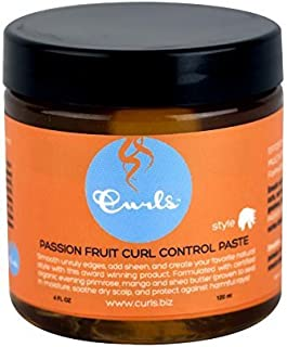 Curls Passion Fruit Control Paste (Pack of 2)