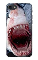 JP1341IP8 サメの口 Jaws Shark Mouth iPhone 7, iPhone 8, iPhone SE (2020) ケース