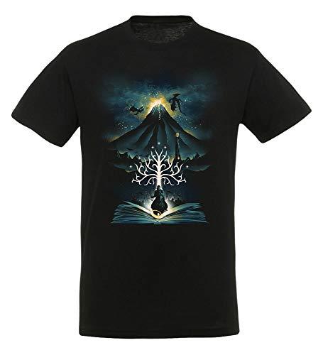 yvolve - Book of King - T-Shirt | Merchandise | Fan Artikelen
