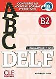 Abc Delf Adulte Niv - B2+Livret+Cd Nelle Édition