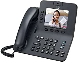 Cisco CP-8941-K9 Unified 8941 IP Phone (Renewed)
