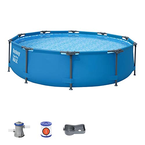 Bestway Piscina Steel Pro Max cm. 305 x 76 cm, color