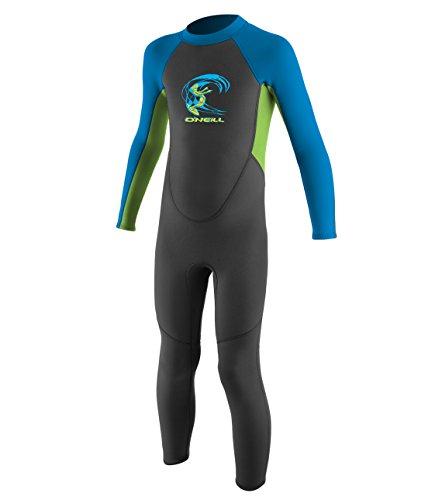 O'Neill Toddler Reactor 2 2-Millimeter Back Zip Full Wetsuit