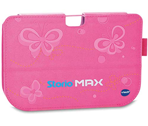 VTech 80-218559 - Zubehör für Tablet - Storio MAX 5 Zoll, Silikonhülle, pink