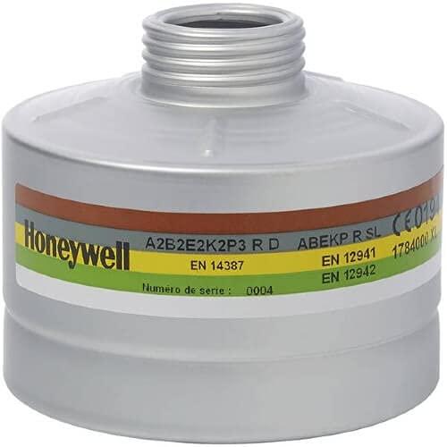 Honeywell 1788155RD40–a2b2e2K2p3Filtro de plástico, color negro (5unidades)