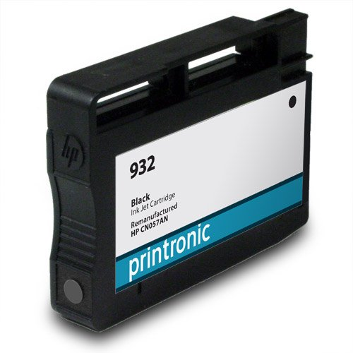 Remanufactured Ink Cartridge Replacement for HP 932 2 Pack (2 Black) Photo #2