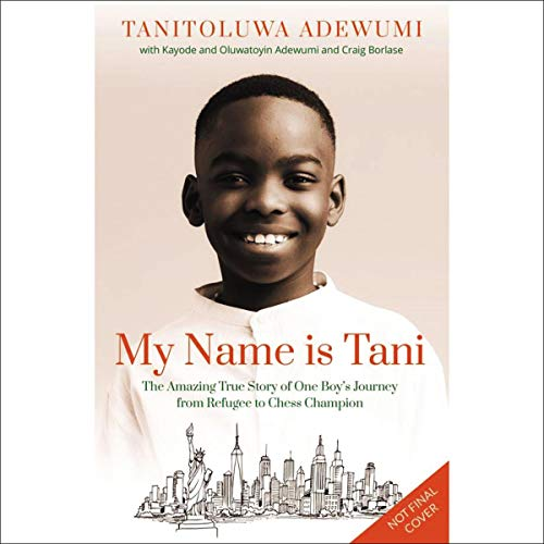 My Name Is Tani cover art
