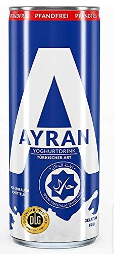 NEUHEIT AYRAN 24 x 250 ml DOSE PFANDFREI