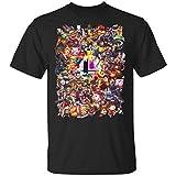 Super Smash Bros Ultimate T-Shirt Smash Brothers Shirt