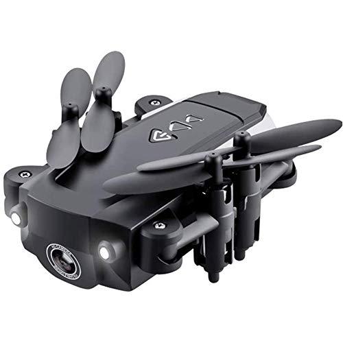 YHM Photographie Aérienne Haute Définition UAV 4K Pliable, Positionnement GPS, Capteur De Gravité, Distance De Contrôle De 100 Mètres, Pliable