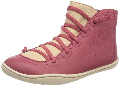 CAMPER Girls Peu Cami Kids Stiefelette, Medium Pink, 32 EU