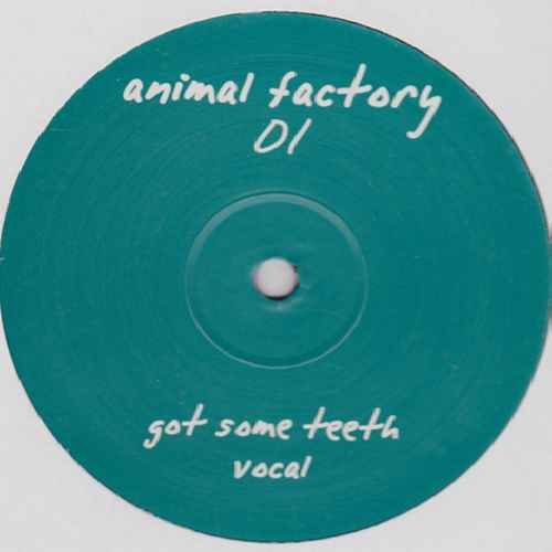 Animal Factory - Got Some Teeth - [12