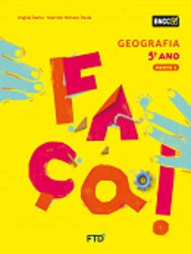 Conjunto Faça - Geografia - 5º Ano - Aluno