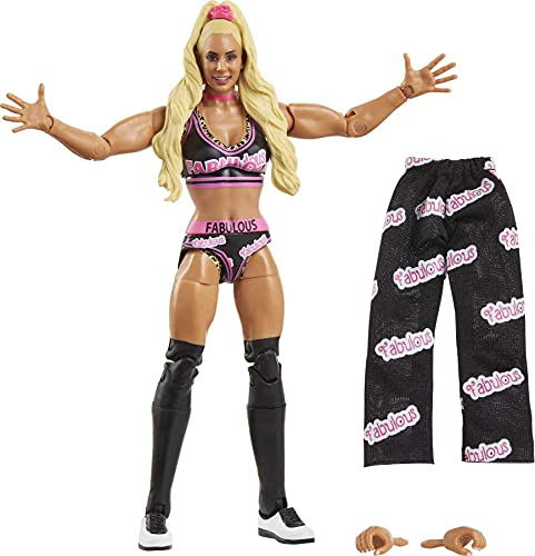 Mattel WWE Carmella Elite Collection Series 86 Action Figure 6 in Posable Collectible Gift Fans Ages 8 Years Old and Up