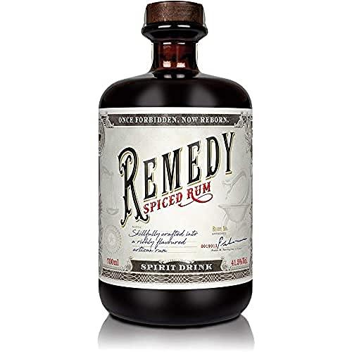 Remedy -   Rum Spiced Rum (1 x